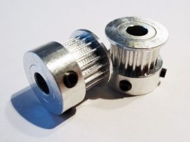 GT2 (2mm) Aluminum Timing Pulley 20