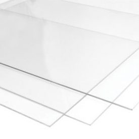 Acrylic/Perspex Clear Sheet 3mm