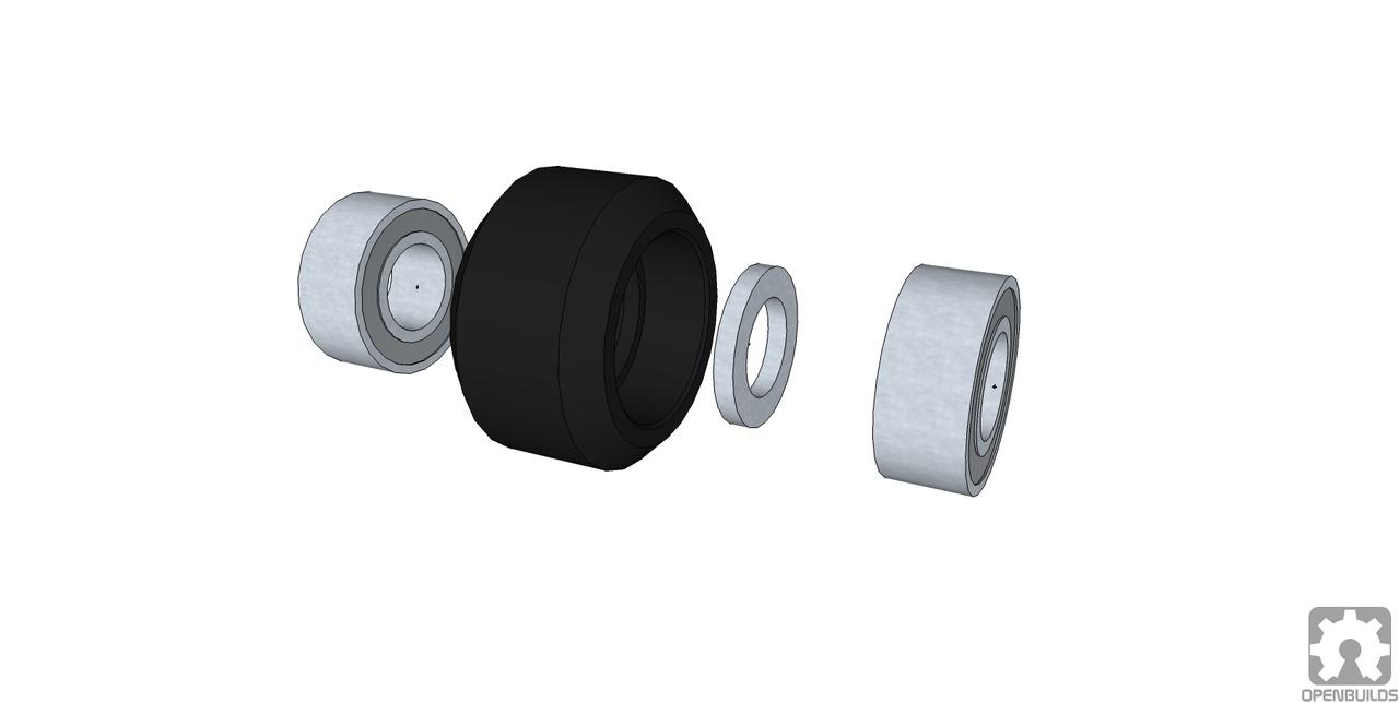 Mini V Wheel Kit Maker Store Pty Ltd