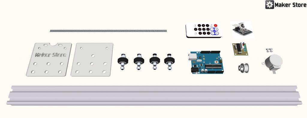 kamera slider arduino