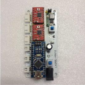 Laser Control Board for GRBL