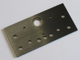 MS Actuator End Plate 3