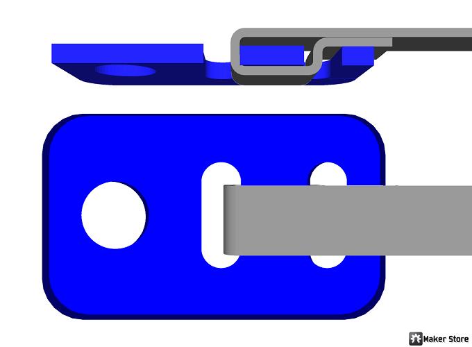 Belt Clip Example 4
