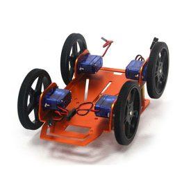 4WD Mobile Robot Platform